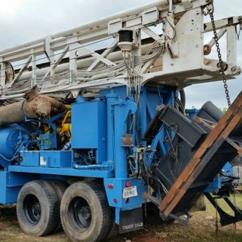 Ingersoll-Rand RD20 Range 3 Drilling Rig