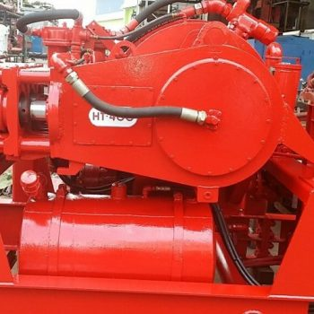 Refurbished HT-400 Cement Pumps