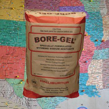 Bore-Gel ® Bentonite Directional Drilling Fluid by Baroid, 50 lb. Bag