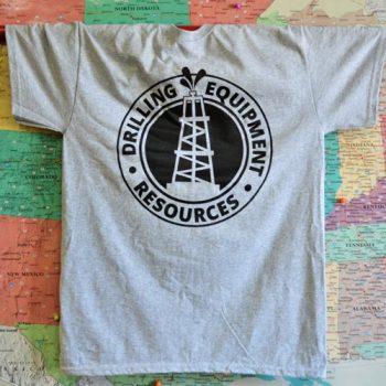 DER T-Shirt (Heather Gray)