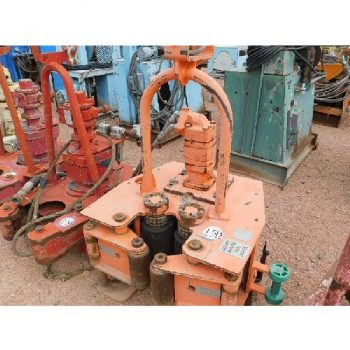 GRAYSPIN Hydraulic Pipe Spinner, Complete Unit