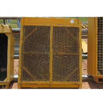 (1) CAT Radiator, No Skid (12″D x 4'2'W x 4'9″'H)