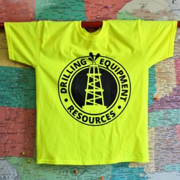 DER T-Shirt (Safety Yellow)