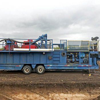 Custom Mud Cleaning System