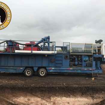 American Augers Custom Mud Cleaning System