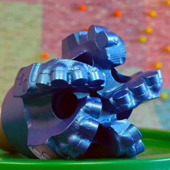 "4-1/2"" Big Flush 5-Blade PDC Bit"
