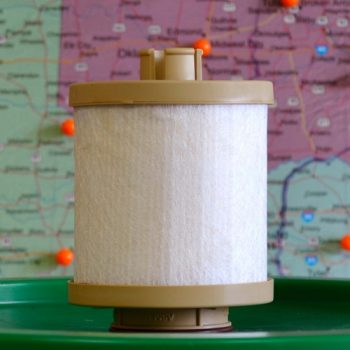 33963 Wix Fuel Filter Kit