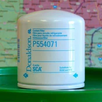 P554071 Donaldson Coolant Filter