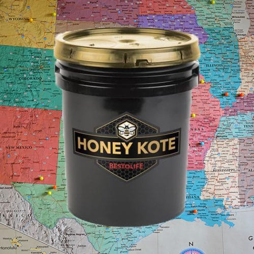 Honey Kote by Bestolife