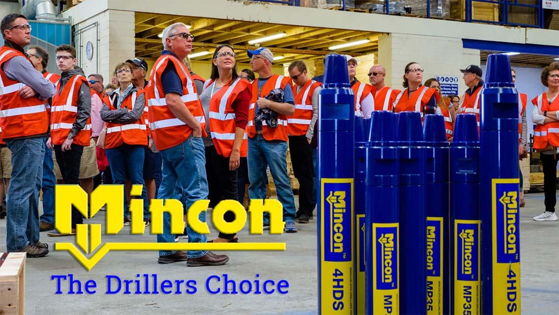 Featured Vendor November 2019: Mincon
