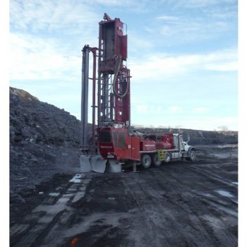 Reichdrill RTD65T Drilling Rig