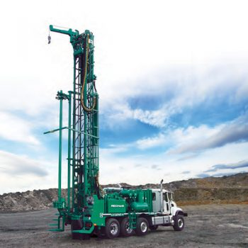 Reichdrill RTD65TW Drilling Rig