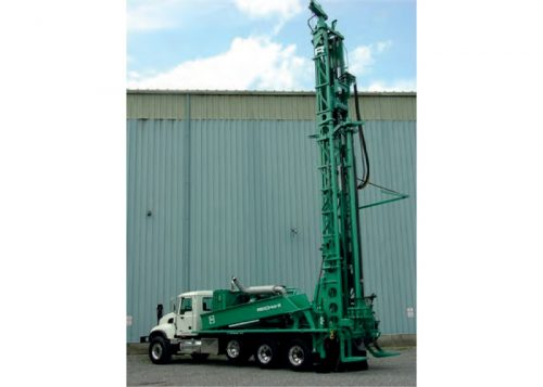 Reichdrill RTD69TW Drilling Rig