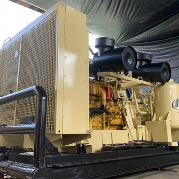 2008 Ingersoll-Rand 1170 Air Compressor