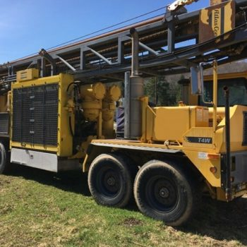 Atlas Copco 2007 T4W Deep Hole 70k