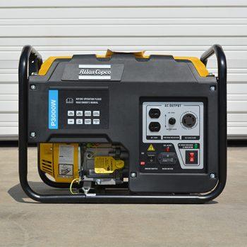 Atlas Copco P3000W Generator