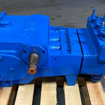 FMC Bean Water Injection Pump
