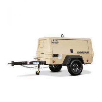 Doosan P250 / HP210 Air Compressor